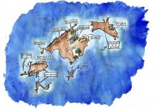 Mapa ENP balears